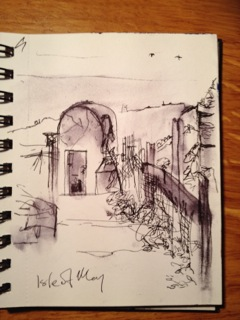 june sketch 1