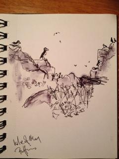 june sketch 6