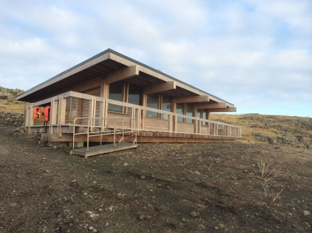 New visitor centre ready to welcome visitors!