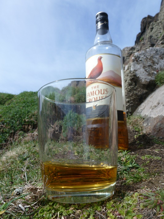 I'll toast that! The real famous Red grouse