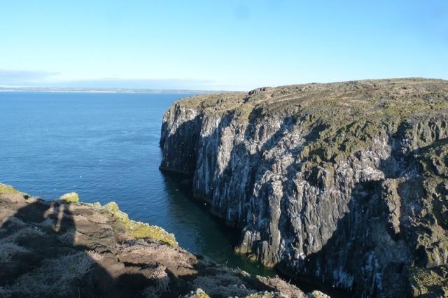 West cliffs