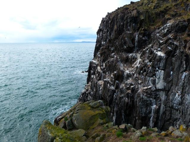 Empty cliffs