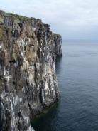2 empty cliffs