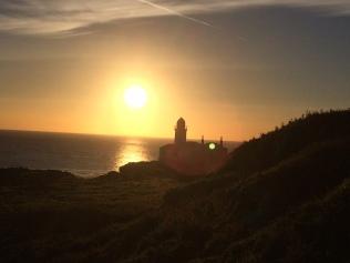 Some stunning sun rises of recent