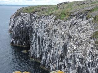 Weat cliffs